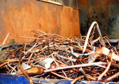 Scrap metal and all things scrap recycled