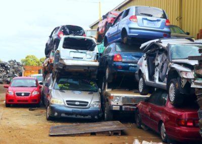 Cash for scrap cars in Melbourne Victoria Australia