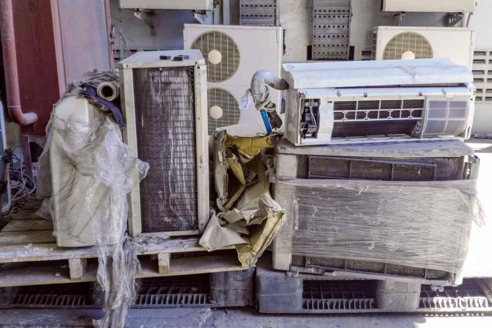 Super Metal Recycling buy Air Conditioners