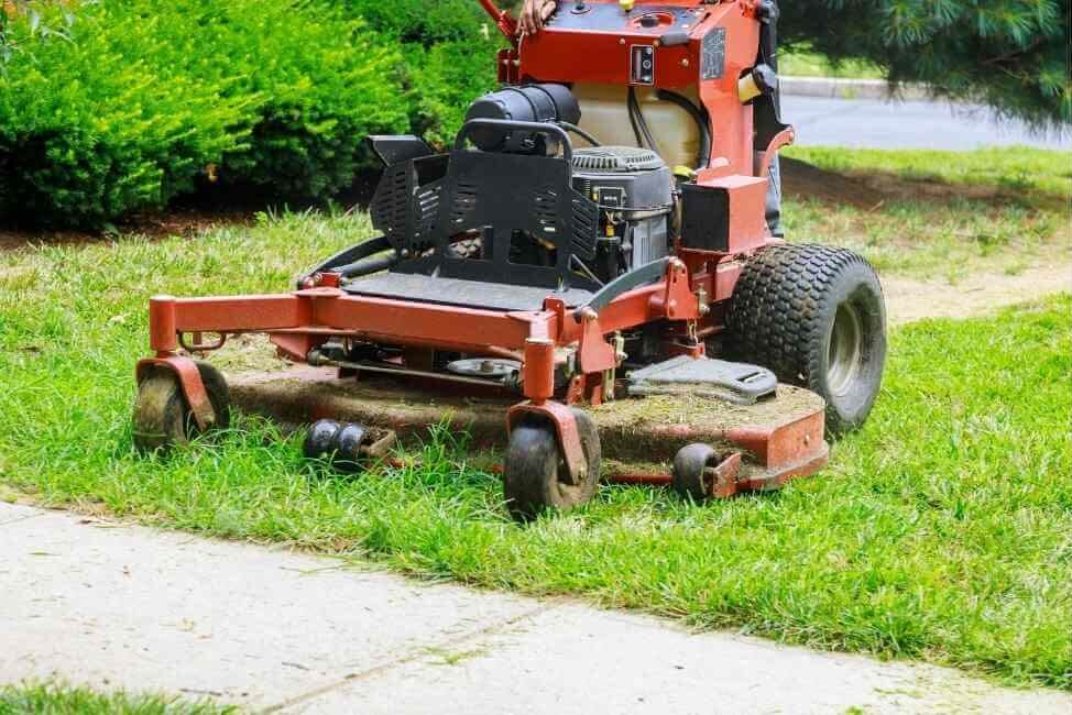 Super Metal Recycling buys Lawn Mowing Machines