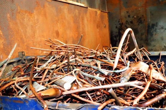 We help you cleanout all the junk and scrap metal in your farm