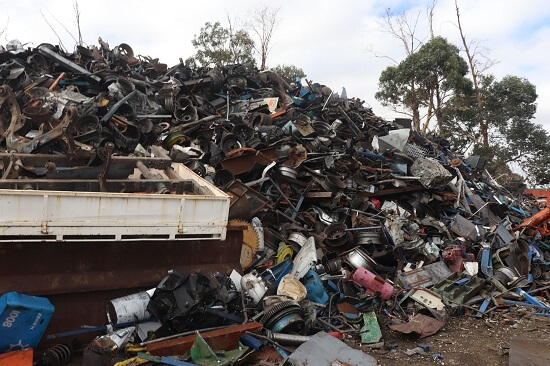 We pay instant cash for any kind of scrap metal you have