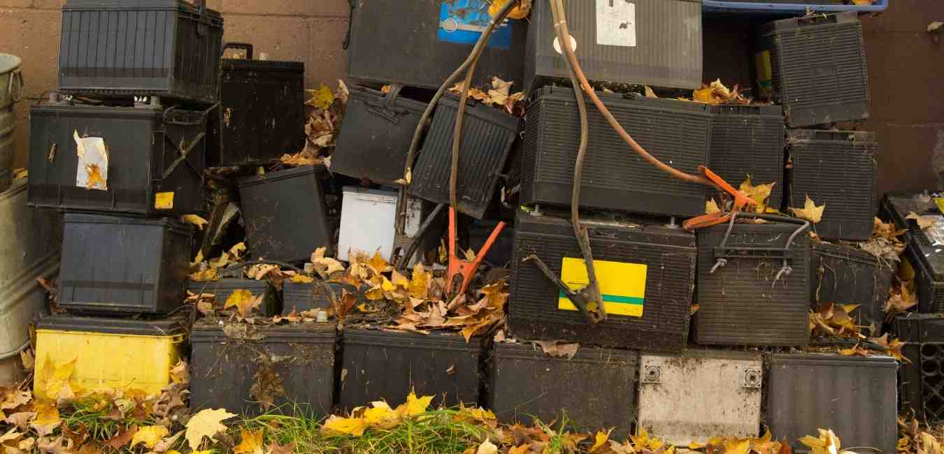 scrap battery prices