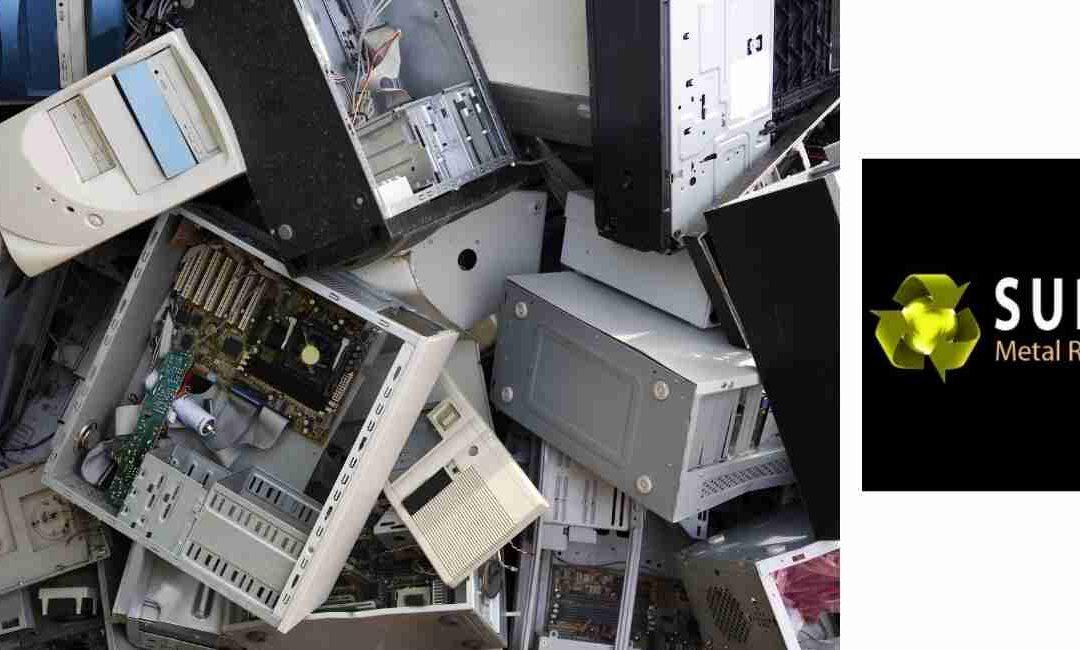 How to Scrap a Desktop Computer for Metals